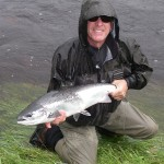 A June sealicer from the Aberdeenshire Dee