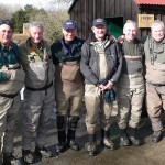 March Invery team, River Dee